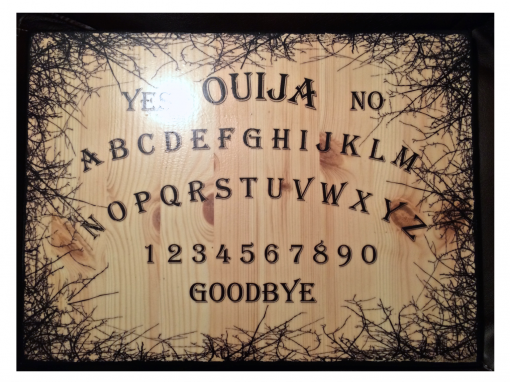 Ouija Twigs design
