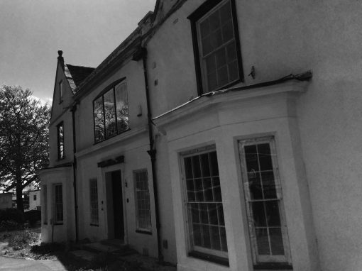Wymering Manor Ghost Hunt