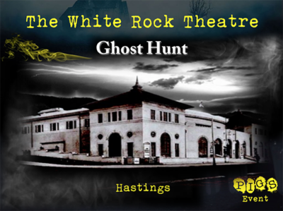 The White Rock Theatre Hastings