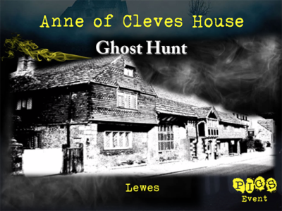 Anne of Cleves AOC Ghost Huunt
