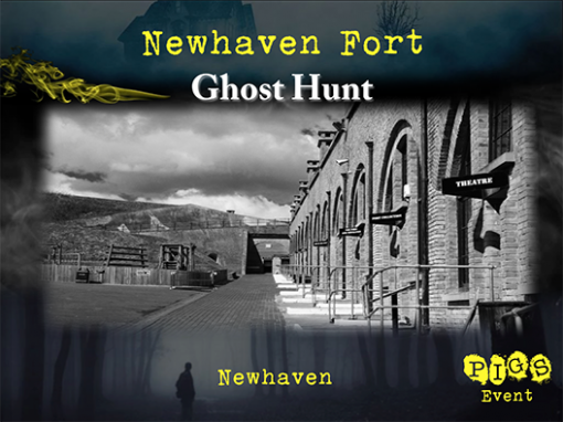 Newhaven Fort Ghost Hunt