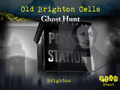 Old Brigton Cells Ghost Hunt