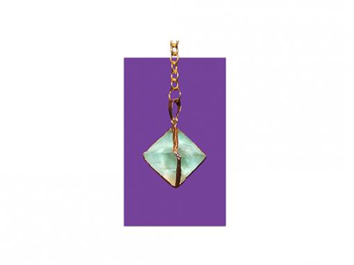 Green Fluorite pendulum