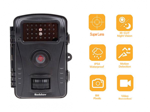 Motion camera front icons 395