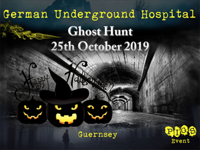 German Underground Hospital 25th October 2019