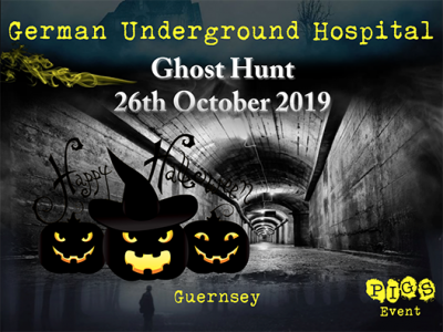 German Underground Hospital 26th October 2019