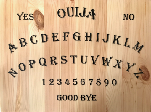 simple ouija board